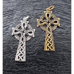 Keltisk kors vedhæng