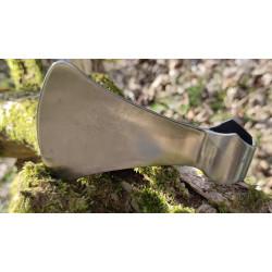 Blunt øksehoved til vikinge...