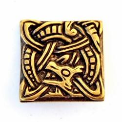 Viking bælte pynt Drage zamak