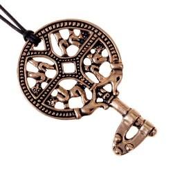 Vikinge vedhæng nøgle