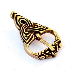 Viking bæltespænde knude...