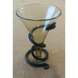 Lille Viking glas Klart -...