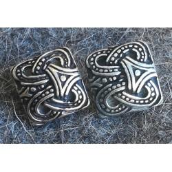 Viking pynte nitte knude zamak