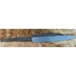 Viking knivklinge Hedeby
