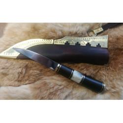 Håndlavet sax kniv med...
