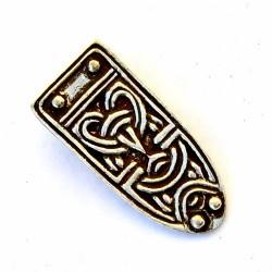 Anglo-saksisk bælteende...