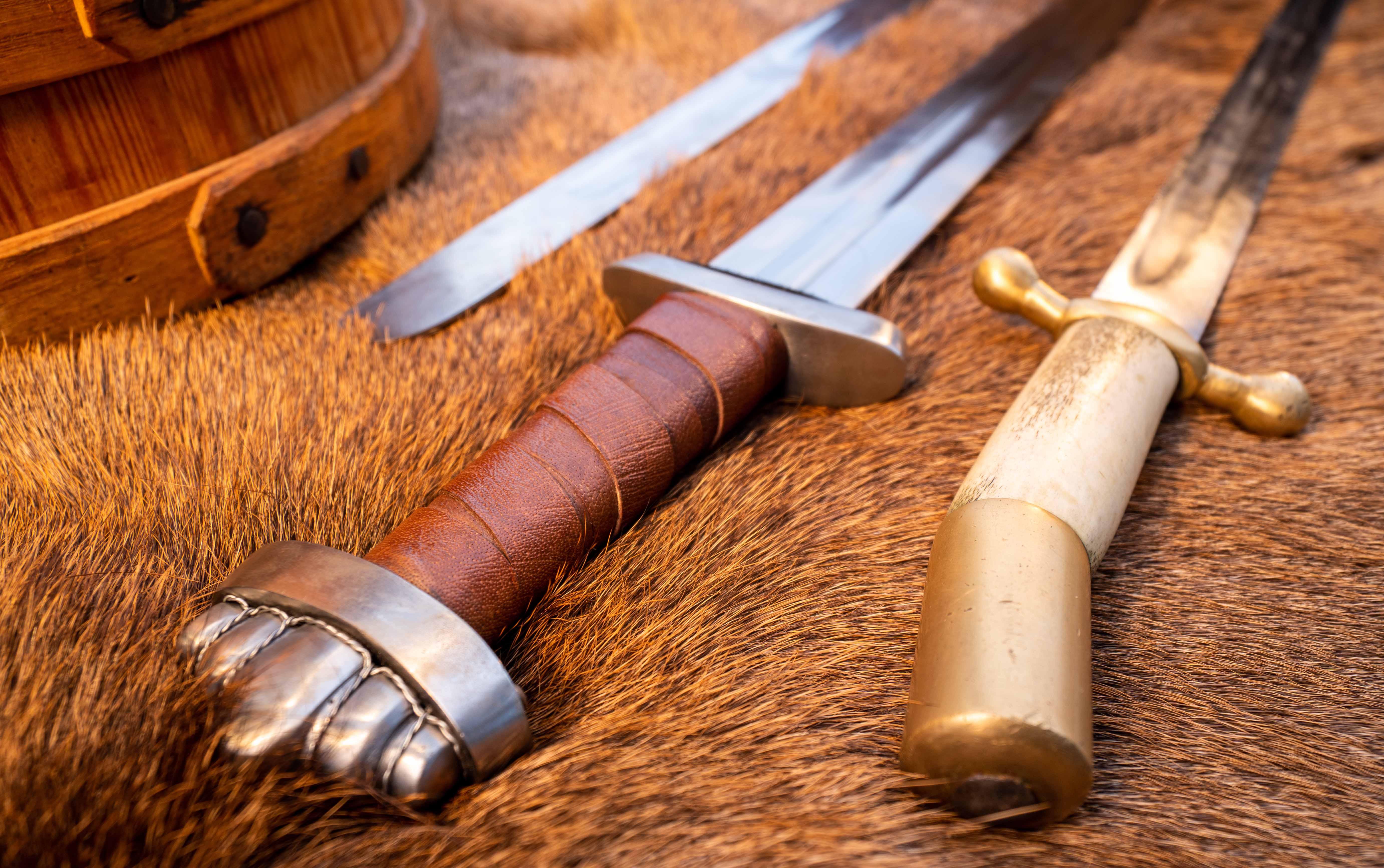 våben til viking